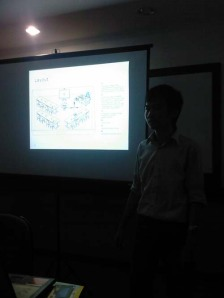 Presentasi Windows MultiPoint Mouse SDK - Knowledge Sharing ISS